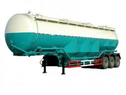 40 CBM 3 axles transport bulk corn starch powder tanker