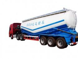 45 CBM 3 axles bulk cement tanker semi trailer