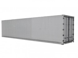 China 45 ft Thermo King reefer container refrigerated container