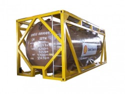 20 feet dilute sulfuric acid tank container