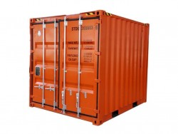 10 ft size shipping container