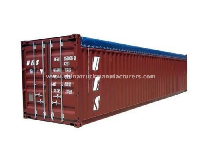 wholesale CSC certificate 40 ft open top shipping container
